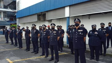 Photo of 214th Police Day Commemoration