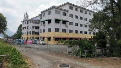 Photo of EMCO in Anjung Tawas Damai Flat Starting Today Until March 14
