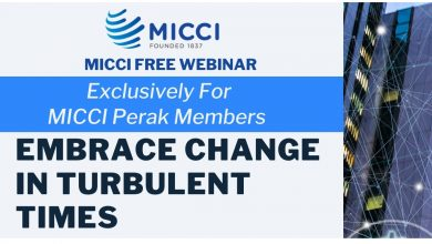 Photo of MICCI: Embrace Change in Turbulent Times (17 Mar 2021)
