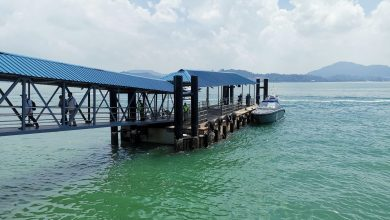 Photo of Sungai Pinang Kecil Jetty to Be Made the Second Jetty on Pangkor Island