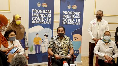 Photo of Vaccination Centres in Perak to Be Expanded