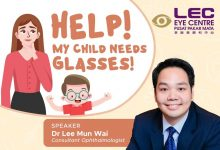 Photo of Webinar: Help! My child needs glasses (15 Apr 2021)