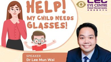 Photo of Webinar: Help! My child needs glasses (15 Apr 2021)