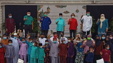 Photo of New Hari Raya Clothes for Underprivileged Children