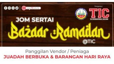 Photo of TIC Offers 30 Ramadan Bazaar Lots Free-of-charge