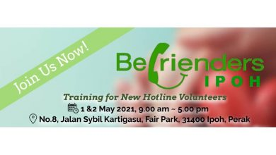 Photo of Befrienders Ipoh: Training for New Hotline Volunteers