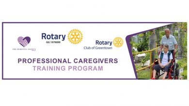 Photo of Professional Caregivers Training Program for Dementia Care (2 May 2021)