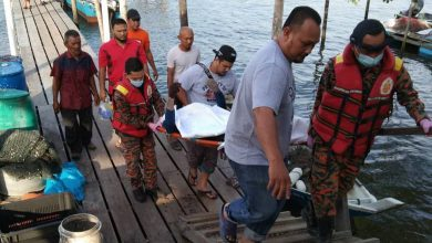 Photo of Body of Drowned Man Found