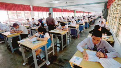 Photo of 2,969 Candidates Sit for the Second SPM Exam Session