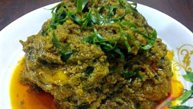 Photo of Recipe: Rendang Ayam Hijau