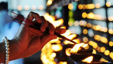 Photo of Letter: A safe Wesak Day for all