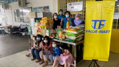Photo of Charity Drive to Aid Underprivileged by TF Value Mart