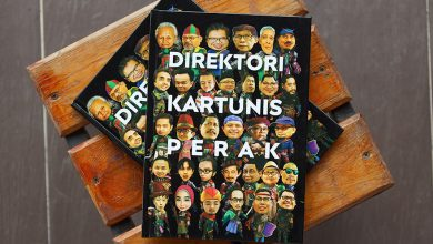 Photo of Perak Cartoonists Directory: Honouring Cartoonists of the State