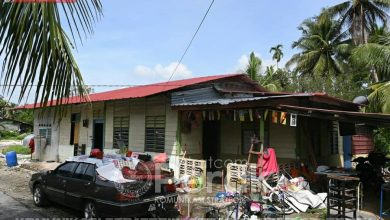 Photo of Residential Homes of Storm Victims at Kampung Tasek Repaired