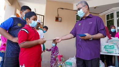 Photo of MBI Allocated Over RM50,000 to Aid the Needy