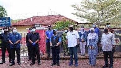 Photo of Menteri Besar Makes Site Visit to MRSM Pengkalan Hulu