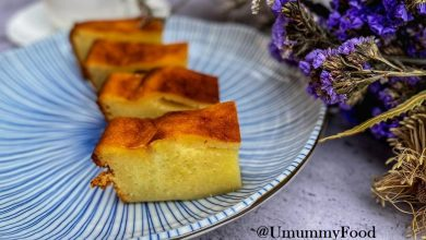 Photo of Recipe: Baked Tapioca Cake (Kuih Bingka Ubi Kayu)