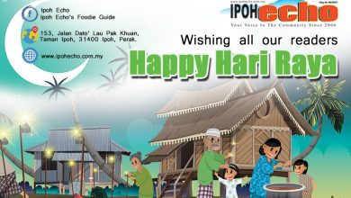 Photo of Selamat Hari Raya from Ipoh Echo