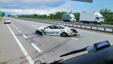 Photo of Road Accident Near Alor Pongsu, One Casualty Reported