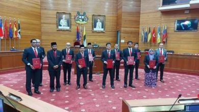 Photo of MBI City Councillors Sworn In