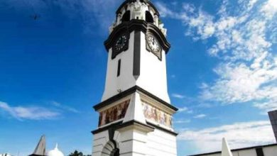 Photo of Birch Memorial Clock Tower is Over a Century Old