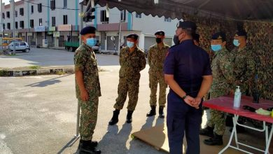 Photo of 3rd RAR Helps Implement EMCO in Manjung