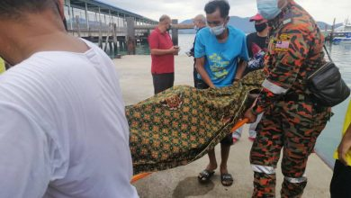 Photo of Fisherman Drowned While Working