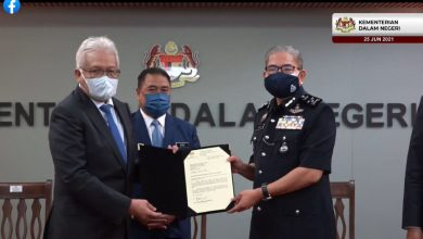 Photo of Mazlan Lazim Appointed as Deputy IGP