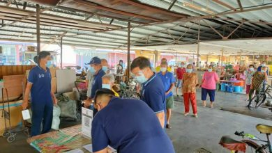 Photo of MBI Prihatin – Council Members Committed to Helping the Needy