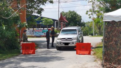 Photo of EMCO at Three Residential Areas Next to Each Other in Ipoh