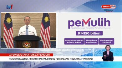 Photo of PM Unveils the Economic Recovery and People's Protection Package (PEMULIH)