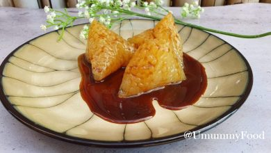 Photo of Recipe: Sago Alkaline Dumpling
