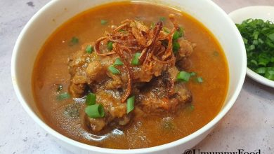 Photo of Recipe: Spicy Oxtail Soup