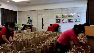 Photo of BVH Contributes More Food Packs to the Needy