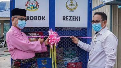 Photo of MBI's First Gerobok Rezeki Initiative