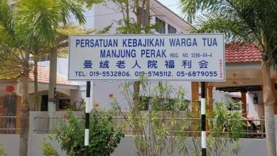 Photo of Care Centres in Sitiawan Appeal for Donations