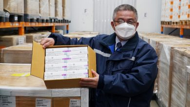 Photo of AstraZeneca Delivers 586,700 COVID-19 Vaccine Doses to Malaysia