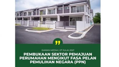 Photo of Opening of the Housing Development Sector According to the Phases of PPN