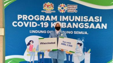 Photo of More Than 2.6 Million People Completed the Two-Dose Vaccination