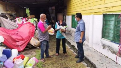 Photo of MBI Prihatin – Speech-impaired Couple Selling Recycled Goods Receives Help