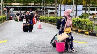 Photo of Perak Students Returning for Holidays Advised to Take Screening Test