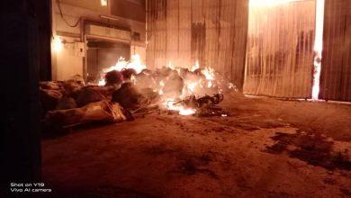 Photo of Factory Fire at Mambang Di Awan, No Victims Reported