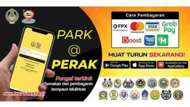 Photo of 'Make Use of PARK@PERAK App'—Ipoh Mayor
