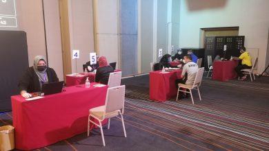 Photo of PIKAS' PPV at Casuarina Convention Centre