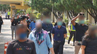 Photo of Contract Doctors' Hartal