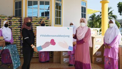 Photo of Vale Extends Food Aid in Manjung