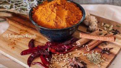 Photo of Recipe: Homemade Curry Powder