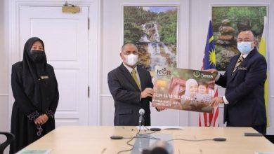 Photo of Kasih Ibu Darul Ridzuan (KIDR) to Aid the Poor in Perak