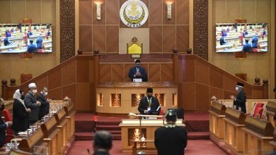 Photo of State Assembly Hall to be Upgraded After DUN Sitting Ends
