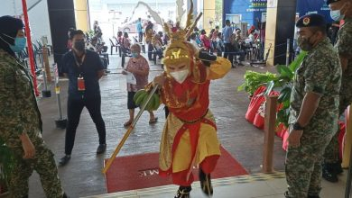 Photo of Sun WuKong Received His Second Jab